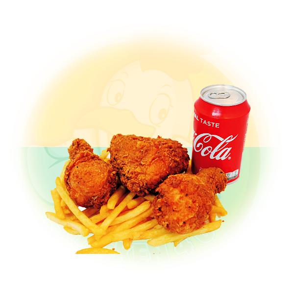 Chicken 4U - Chicken Menu