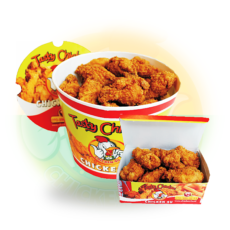 Chicken 4U - (Hot) Wings