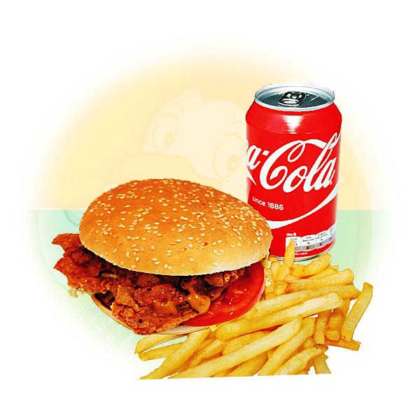 Chicken 4U - Tasty Dijfilet Menu