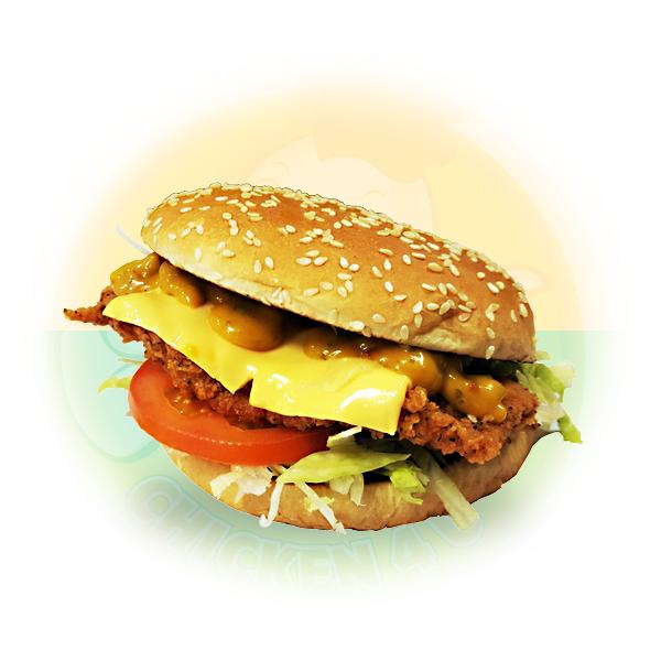 Chicken 4U - Tasty Crispy Dijfilet